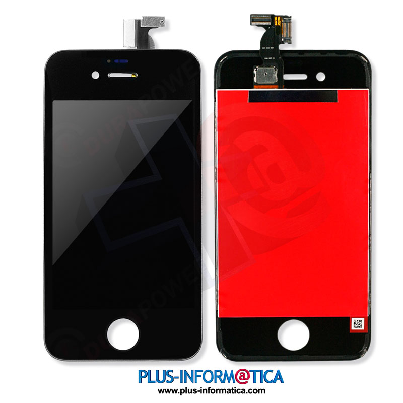 Pantalla iPhone 4s negro  AAA