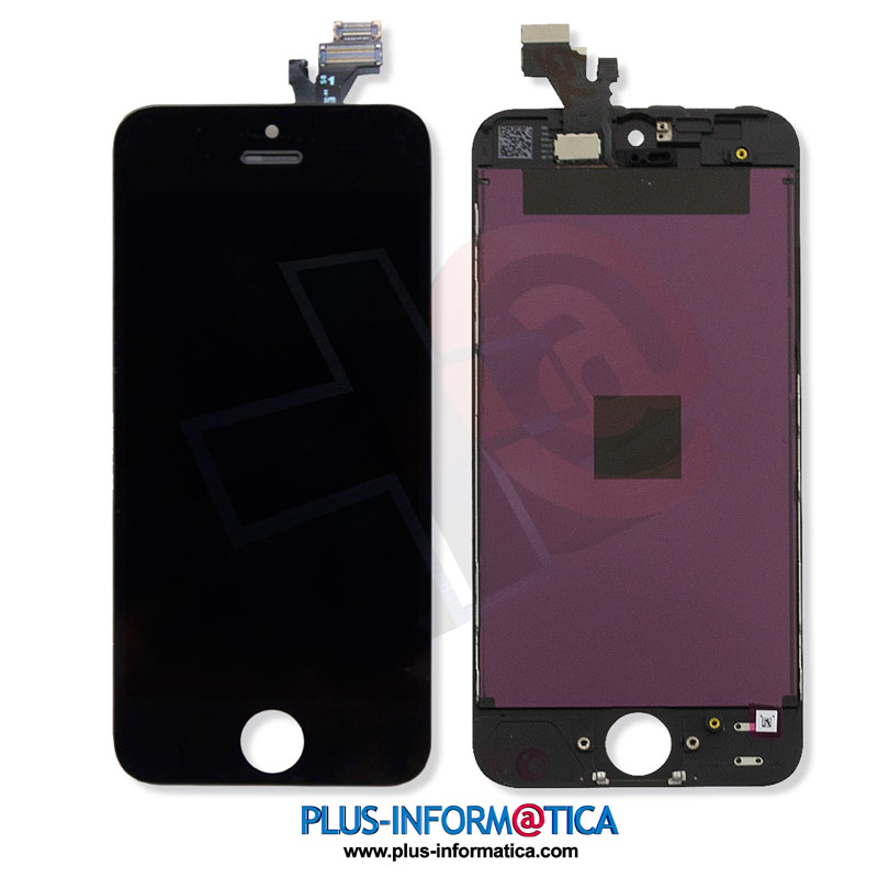 Pantalla iPhone 5 negro  AAA