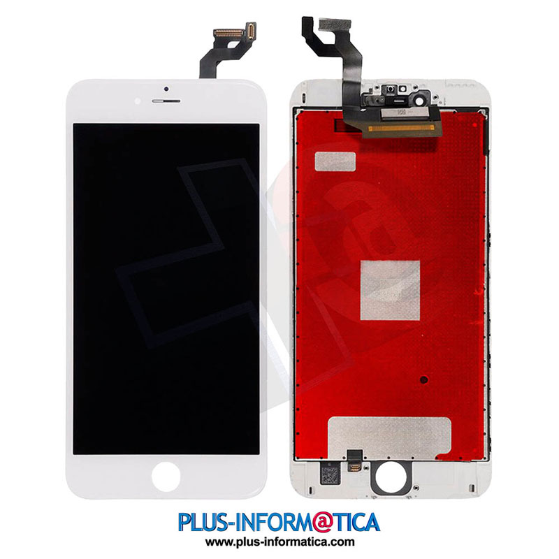 Pantalla iPhone 6S plus blanco 5,5pulgadas
