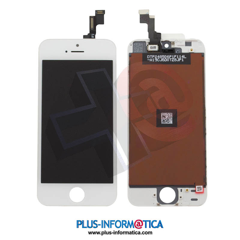Pantalla iPhone 5S blanco AAA