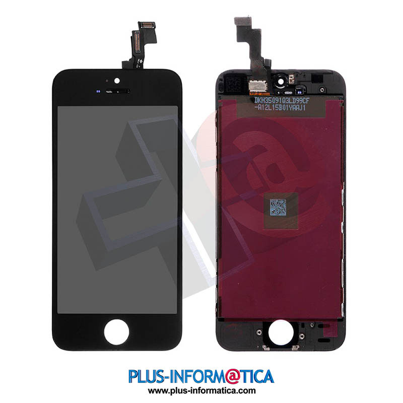 Pantalla iPhone 5S negro AAA