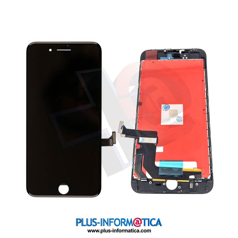 Pantalla iPhone 8 plus negro