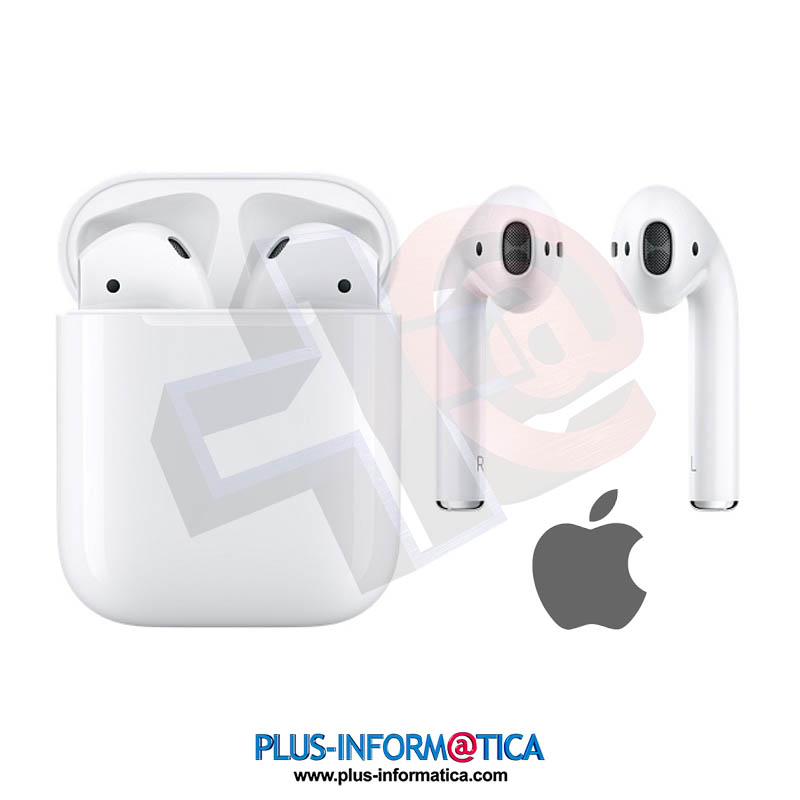 Auriculares originales Apple bluetooth Airpods 2 MV7N2ZM/A 2nd generación