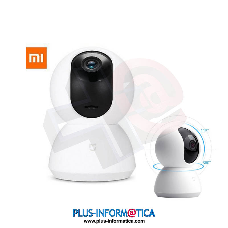 Cámara de seguridad Xiaomi Mi Home Security Camera 360 HD 1080p y visión nocturna