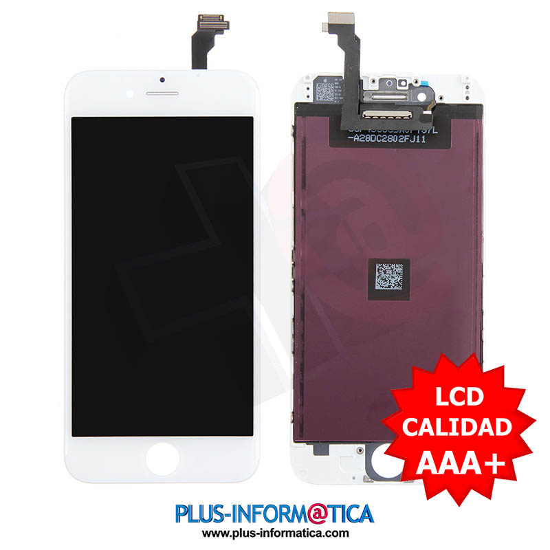 Pantalla iPhone 6 Blanco AAA++