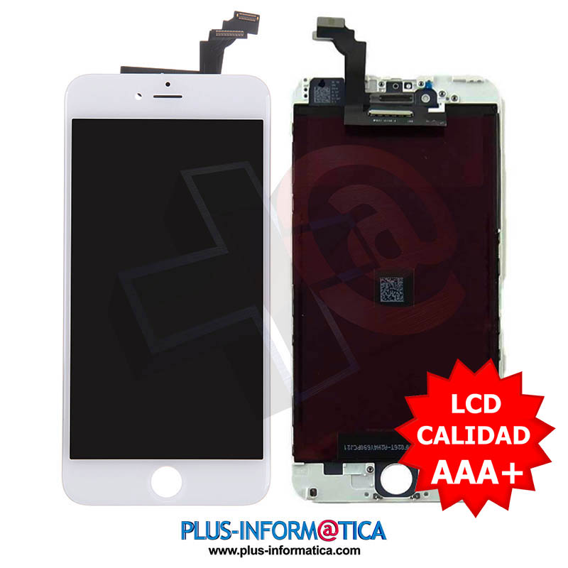 Pantalla iPhone 6 Plus Blanco AAA++