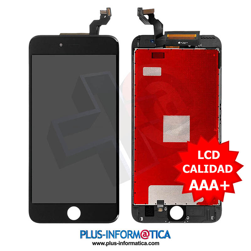 Pantalla iPhone 6S Plus Negro AAA++