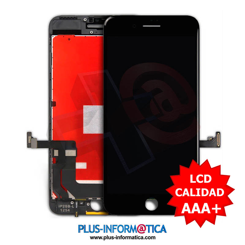 Pantalla iPhone 7 Plus Negro AAA++