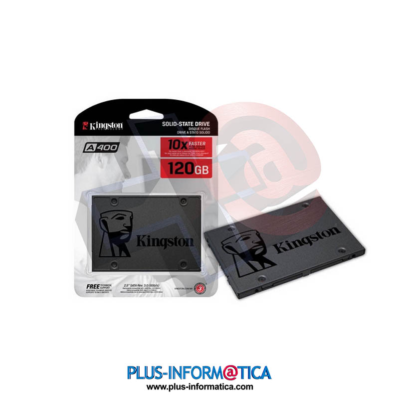 Disco Duro SSD Kingston 120GB 6Gb/s