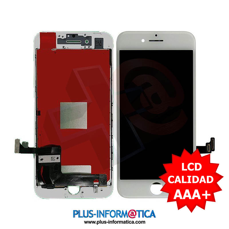 Pantalla iPhone 8 Plus Blanco AAA++