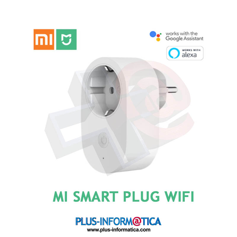 Enchufe inteligente Mi Smart Plug WIFI GMR4015GL