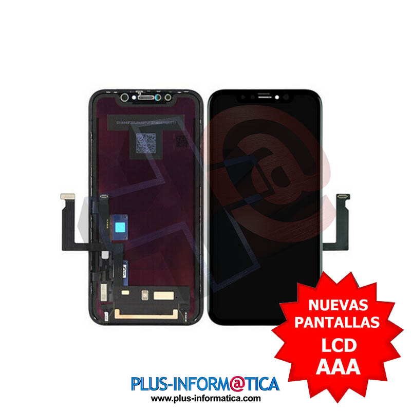 Pantalla iPhone XR AAA++ negro
